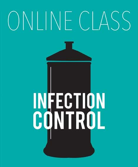 Infection Control (Online Class)