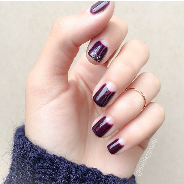 The Negative Space Nail Trend
