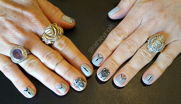 The Negative Space Nail Trend Miladypro