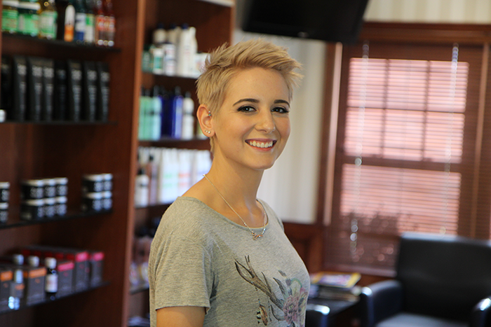 Step By Step Short Female Clipper Cut With Textured Top Miladypro
