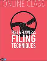 Nail Technician Continued Education - Fast and Flawless Nail Filing Techniques
