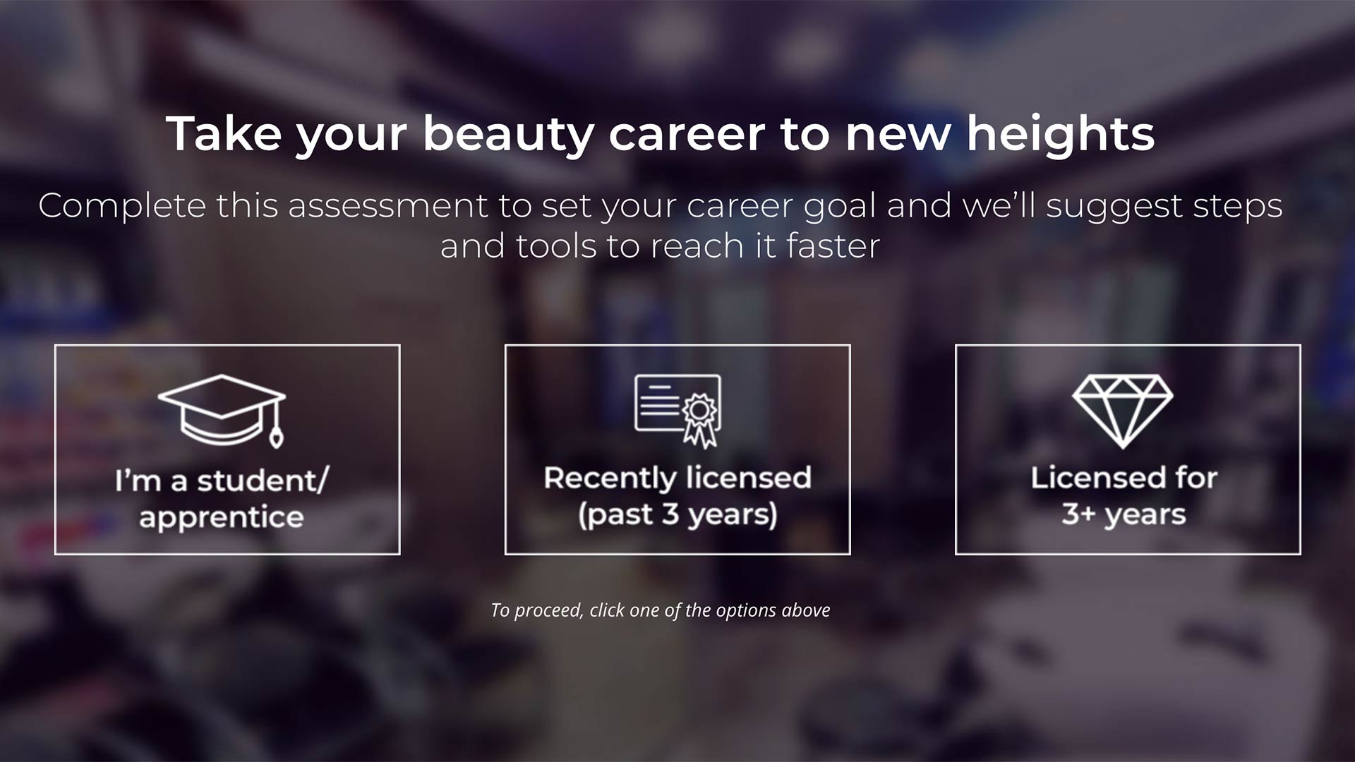 Beauty Industry Career Quiz